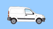 Small van, starting from £45 for 1 day